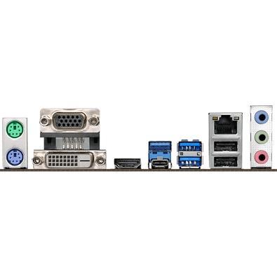 Placa-Mãe ASRock H370M Pro4, Intel LGA 1151, ATX, DDR4