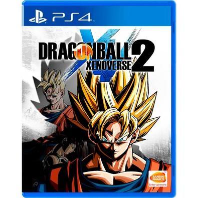 Game Dragon Ball Xenoverse 2 PS4