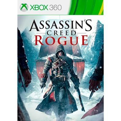Game Assassins Creed Rogue Xbox 360