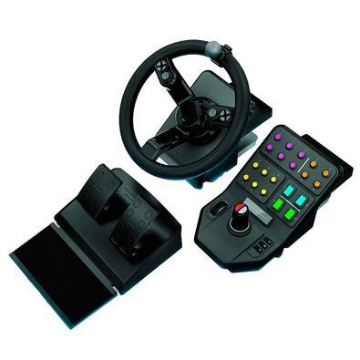 Pacote de Equipamentos Pesados Saitek Logitech Simulador de Trator - 945-000026