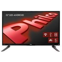 Smart TV LED 32´ HD Philco, 2 HDMI, 2 USB, Wi-Fi - PH32C10DSGWA