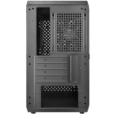 Gabinete Cooler Master MasterBox Q300L, Mini Tower, Lateral em Acrílico - MCB-Q300L-KANN-S00