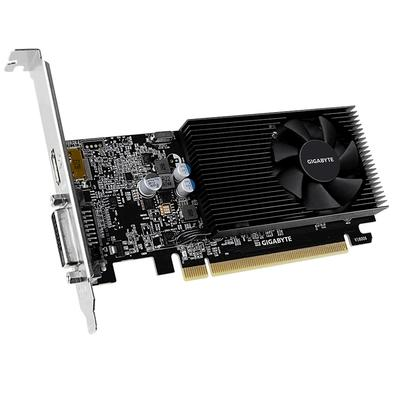 Placa de Vídeo Gigabyte NVIDIA GeForce GT 1030 D4 2G, DDR4 - GV-N1030D4-2GL