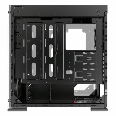 Gabinete Gamer Gamemax Onyx II ATX Glass 4x FANs Rainbow de 120mm - M910
