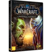 Game World Of Warcraft: Expansão Battle for Azeroth PC