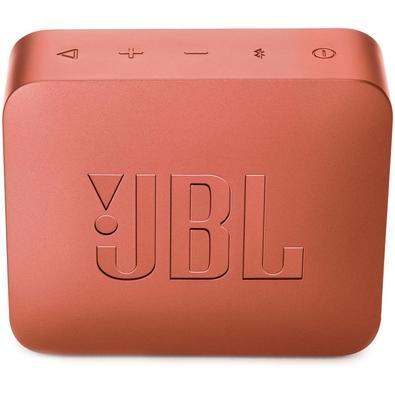 Caixa de Som JBL Go 2, Bluetooth, À Prova D´Água, 3.1W, Rose