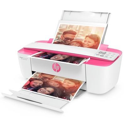 Multifuncional HP Color Ink Advantage Rosa - 3786