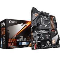 Placa-Mãe Gigabyte Z390 Aorus Elite, Intel LGA 1151, ATX, DDR4