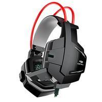 Headset Gamer C3 Tech Sparrow, P2, Preto e Vermelho - PH-G11BK