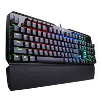 Teclado Mecânico Gamer Redragon Indrah, RGB, Switch Outemu Azul, US - K555 RGB-1