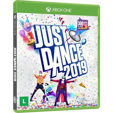 Game Just Dance 2019 Xbox One