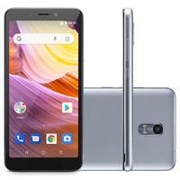 Smartphone Multilaser MS50G, 8GB, 8MP, Tela 5.5´, Prata - P9072