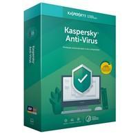 Kaspersky Antivírus 2019 1 PC