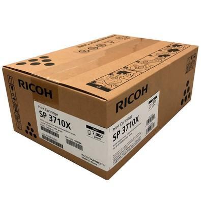 Toner Ricoh SP 3710X, Preto - 408284
