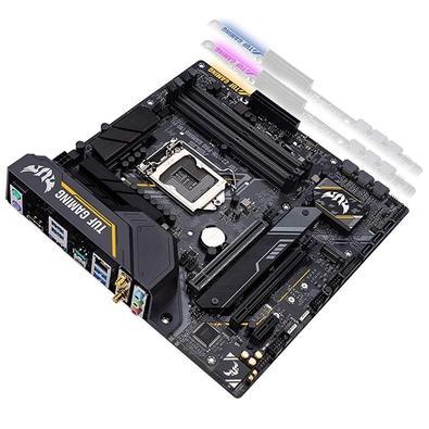 Placa-Mãe Asus para Intel LGA 1151 mATX TUF Z390M-PRO GAMING (WI-FI) DDR4