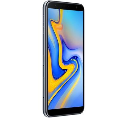 Smartphone Samsung Galaxy J6+ 32GB, 13MP, Tela 6´, Prata - SM-J610G/32DL