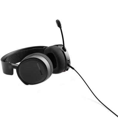 Headset Gamer SteelSeries Arctis 3, Preto - 61503