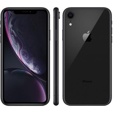IPHONE XR PRETO, 64GB - MRY42