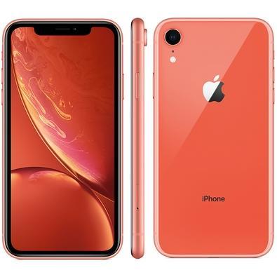 iPhone XR Coral, 128GB - MRYG2