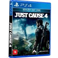 Game Just Cause 4 Edição Day One PS4