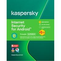 Kaspersky Internet Security 2020 para Android 1 Dispositivo - Digital para Download