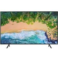 Smart TV LED 43´ UHD 4K Samsung, 3 HDMI, 2 USB, Wi-Fi, HDR - UN43NU7100GXZD
