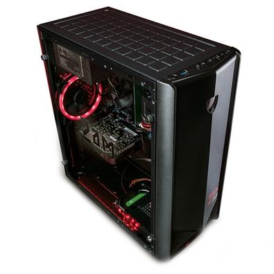 Computador Gamer 2AM Core i3-7100, 8GB, HD 1TB, Windows 10 Home, Powered NVIDIA GT 1030 - DSK 2AM C300