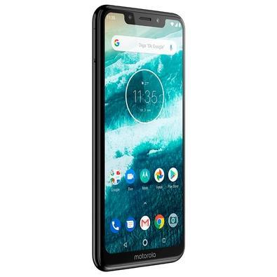 Smartphone Motorola One, 64GB, 13MP, Tela 5.9´, Preto - XT1941-3