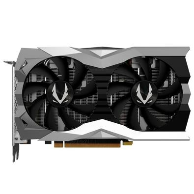 Placa de Vídeo Zotac NVIDIA GeForce RTX 2060 Twin Fan 6GB, GDDR6 - ZT-T20600F-10M