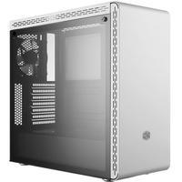 Gabinete Gamer Cooler Master MasterBox MS600, 1 Cooler, Lateral em Vidro, Branco - MCB-MS600-WGNN-S00