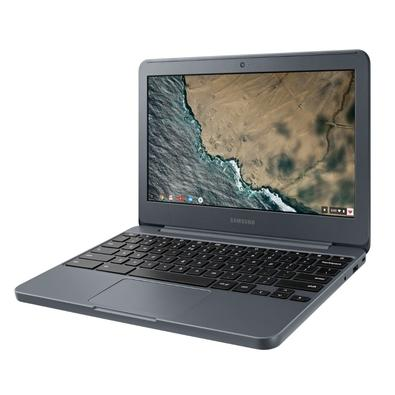 Chromebook 3 Samsung Intel Celeron N3060, 2GB, 16GB, Chrome OS, 11.6´, Grafite - XE501C13-AD1BR