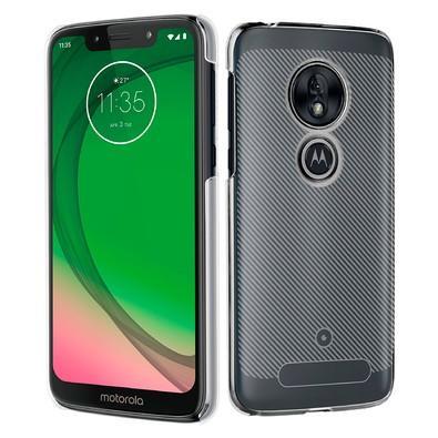 Capa Protetora Motorola Transparente para Moto G7 Play - MO-MMCRY0240I