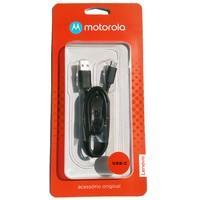 Cabo de Dados Motorola USB/USB-C, Preto - MO-SKN6473AI