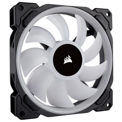 Cooler Fan Corsair LL140 Twin, 14cm, RGB, Lighting Node PRO - CO-9050074