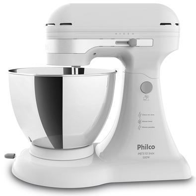 Batedeira Philco PBT510B Inox 500W 127V