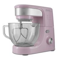 Batedeira Planetária Philco PHP500RS Turbo Glass Rosa 500W 127V