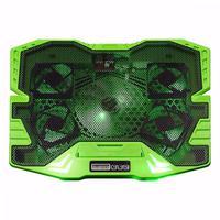 Master Cooler Verde Gamer Com Led Warrior - Ac292