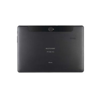 Tablet M10 4G Android Oreo Dual Câmera 16Gb Tela 10 Polegadas Preto Nb287