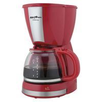 Cafeteira Britânia CP30 Inox 30 Cafezinhos Vermelha 220V