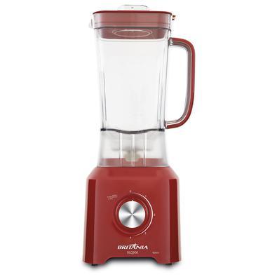 Liquidificador Britânia BLQ900 Vermelho 900W 127V