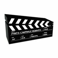 Porta-Controle Remoto Cinema