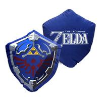 Almofada Fibra Escudo Link The Legend of Zelda
