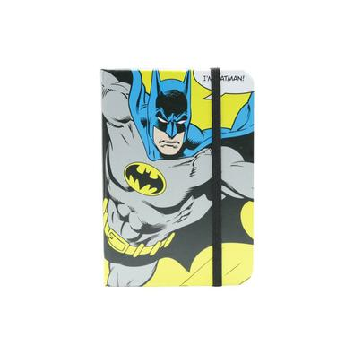 Caderneta Batman DC Comics