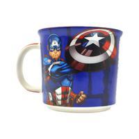 Caneca Capitão América Tie Die Marvel