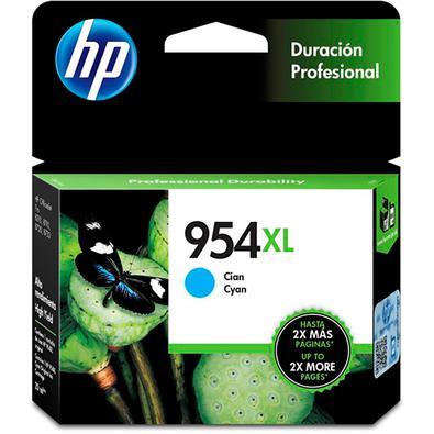 Cartucho de Tinta Officejet HP 954XL L0S62AB 20ml Ciano