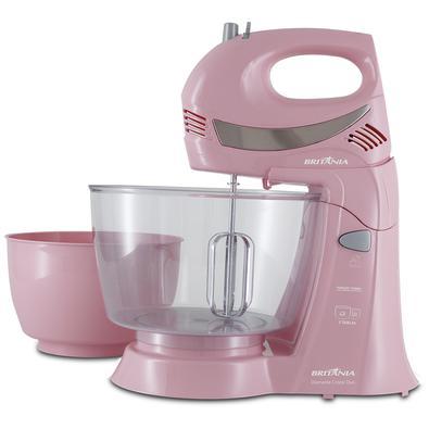 Cozinha Britânia 3 em 1 Rosa BKT09R 220V