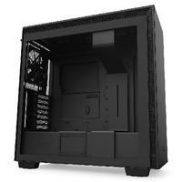 Gabinete H710 Matte Black - Ca-H710b-B1