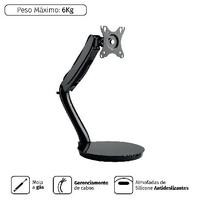 Suporte A Gás Articulado Monitor 13´´´´-27´´´´ Vesa 100X100 Plmsm01c