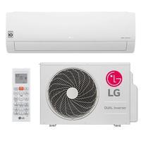 Ar Condicionado Split Dual Inverter LG 12.000 Btus Frio 127v