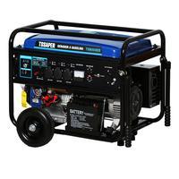 Gerador de Energia a Gasolina 8,1kva 6500w 15hppartida elétricaMonofásico Tssaper TS8000EB Gerador de Energia a Gasolina 8,1kva 6500w 15hp partida elétrica Monofásico Tssaper TS8000EB